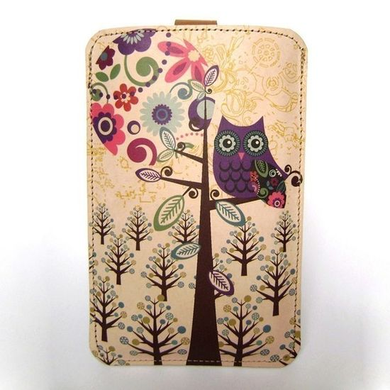 iPod touch case. I love owls