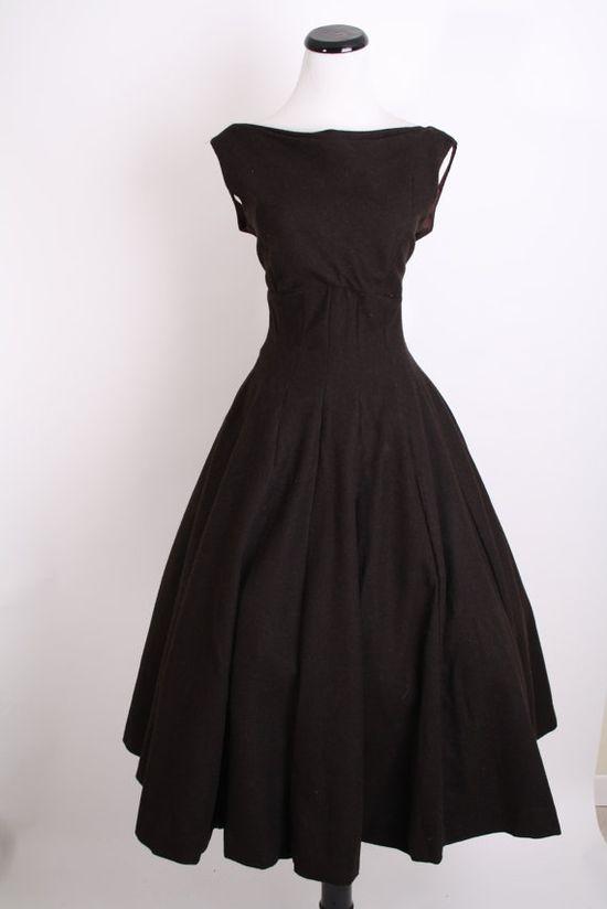Love a 50s dress