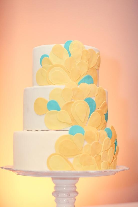 Cake by Sarah Lange ~ sarahthebear.com, Photography by lukasvandyke.com