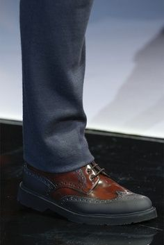 #GiorgioArmani - #Men#Fashion #FallWinter201314 #shoes
