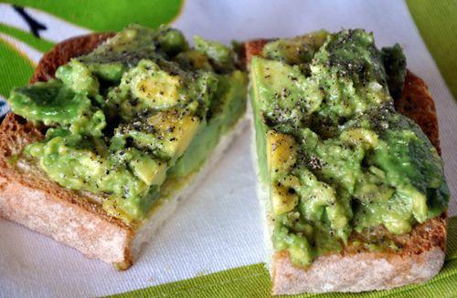 Avocado Toast #Avocado