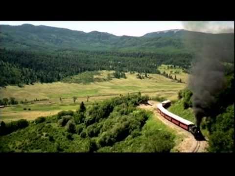 Cumbres & Toltec Scenic Railroad between Chama, NM and Antonito,   Colorado.