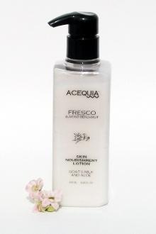 Acequia Skin Nourishment Lotion: Fresco