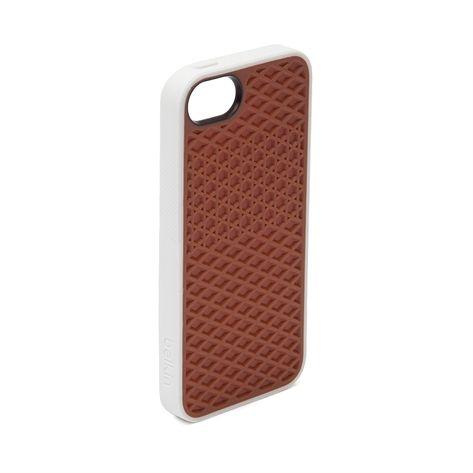 white Vans iPhone 5 case