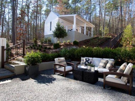 outdoor furniture idea - Home and Garden Design Idea's