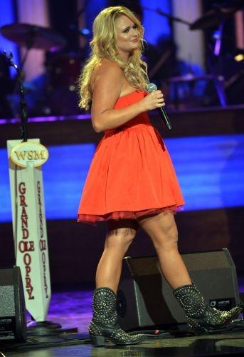 Miranda Lambert :)