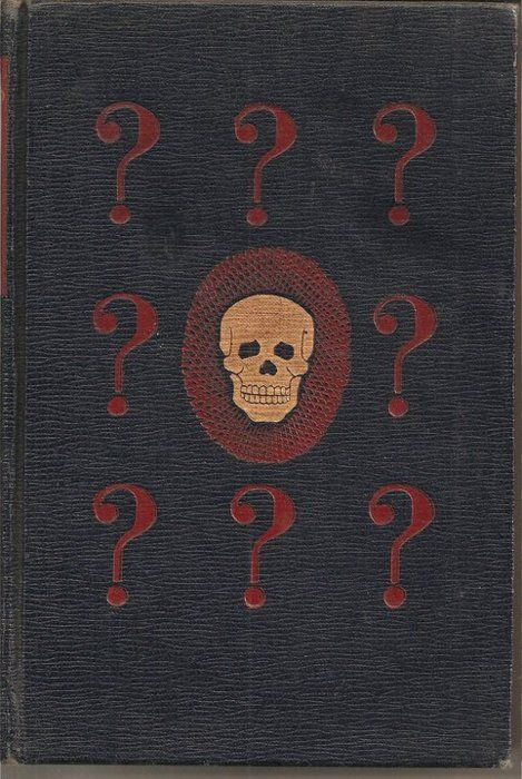 Maybe the best book cover. (I have no idea what it's from.)