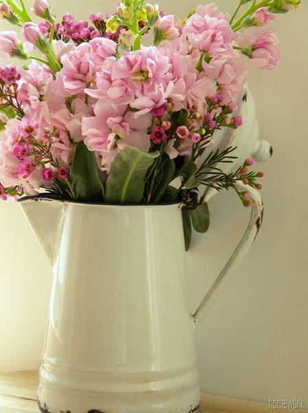 homework: Celebrations: spring flower inspiration