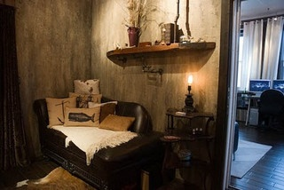 Steampunk Office pt 2 by GothicBohemian, via Flickr