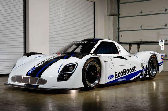 Ford Unveils EcoBoost-V-6-Powered 2014 Daytona Prototype - Motor Trend WOT