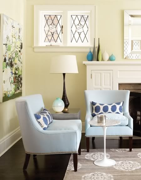 blue room design  #KBHome