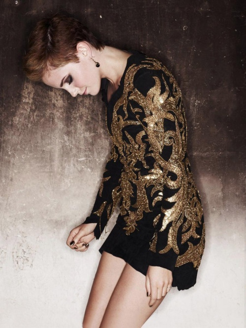 Emma Watson in Vivanco