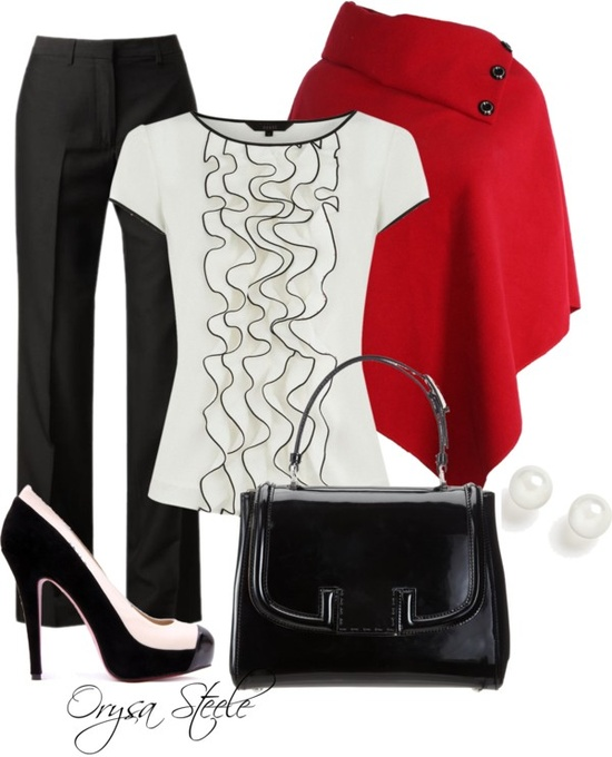 """""""City Girl"""" by orysa on Polyvore"""