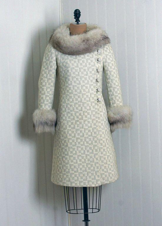 1960's coat.