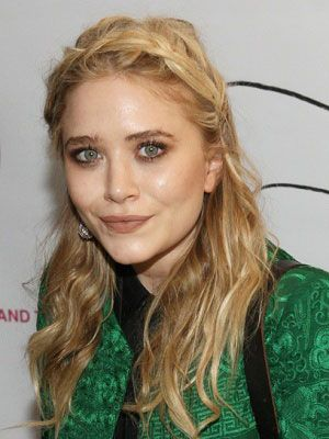10 Celebrity-Approved Ways to Wear a Crown Braid Featuring Mary-Kate Olsen