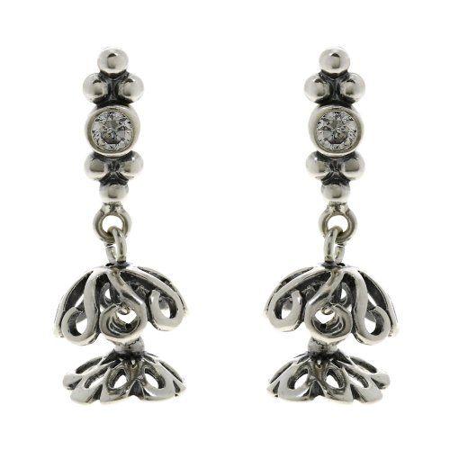 Jhumka Earrings For Women Sterling Silver Dangle Jewelry ShalinIndia,http://www.amazon.com/dp/B00F4V146Y/ref=cm_sw_r_pi_dp_.YGysb1JVC1QD27B