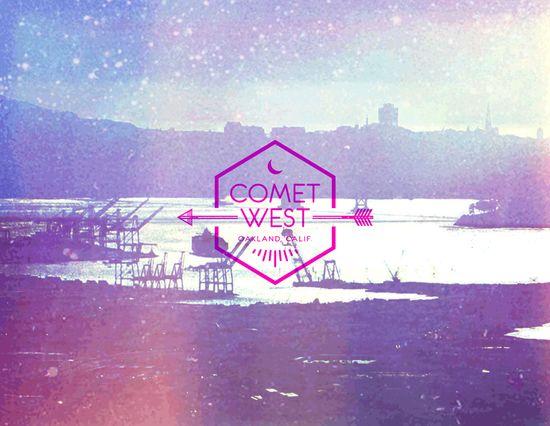 Comet West Logo - Graphic Design