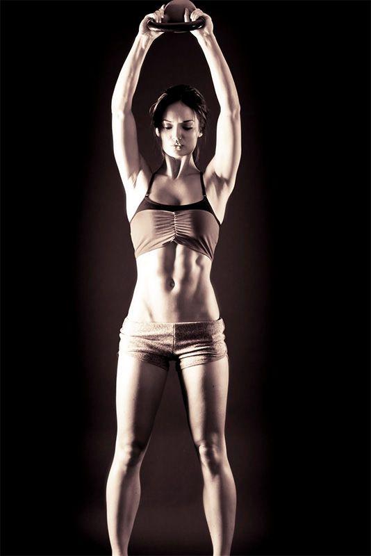 Women Kettlebell Exercises