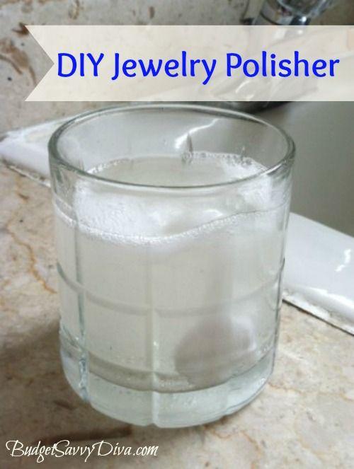 DIY Jewelry Polisher