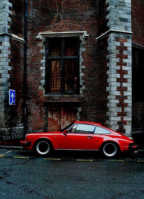 ? car Red Porsche... #wheels #cars #red