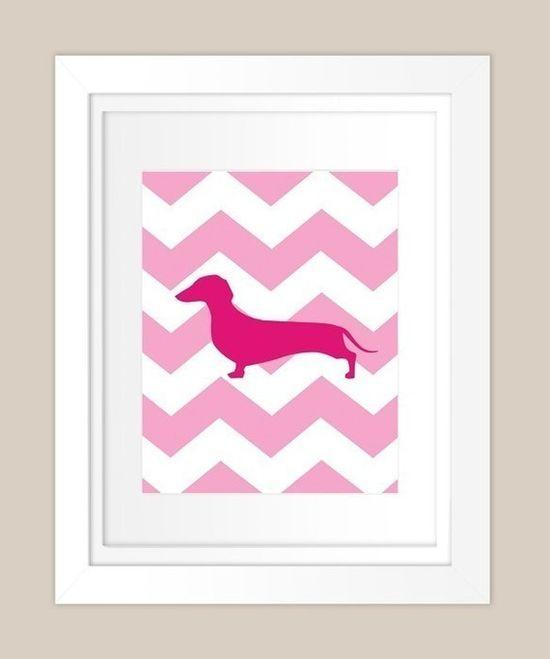 Weiner in pink