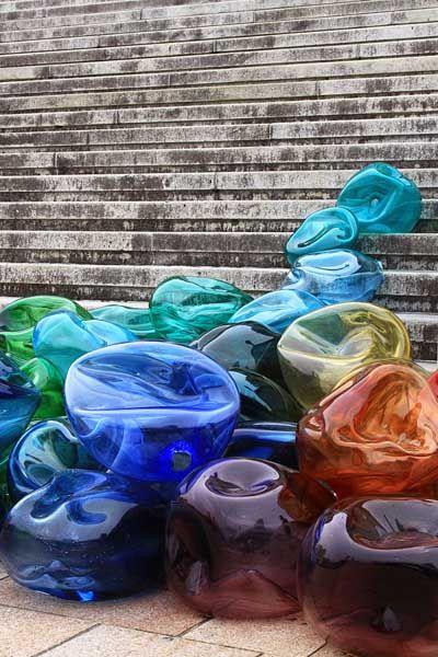 Glass: Hiromi Masuda, Japan