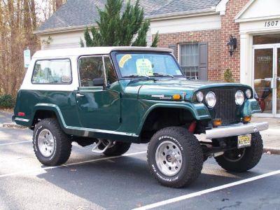 1970 Jeep Jeepster Commando Sport #car