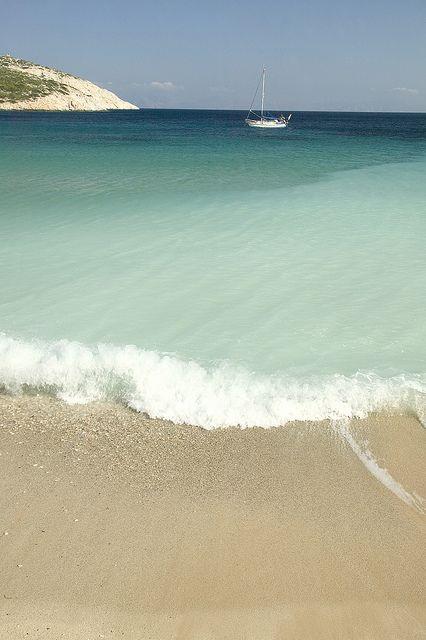 LOVE: the beach