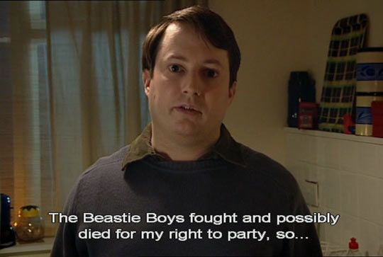 Best excuse to go out partying…