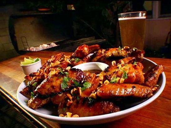 Vietnamese Lime Chicken Wings by Adam Gertler, foodnetwork: Fabulous! #Chicken_Wings #Vietnamese #Lime #Adam_Gertler #foodnetwork