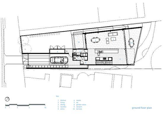 Luxury Home Designs Ground Floor Plan Architecture