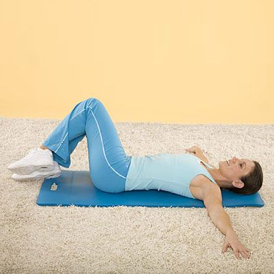 Whittle Your Waist: Improve your overall health and the shape of your waistline. Do these five ab-flattening exercises three times a week.
