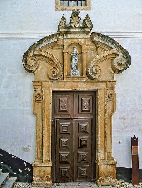 Chapel door (Portugal)