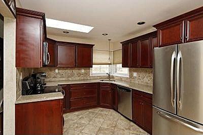 Love the kitchen design. #kitchen #modern