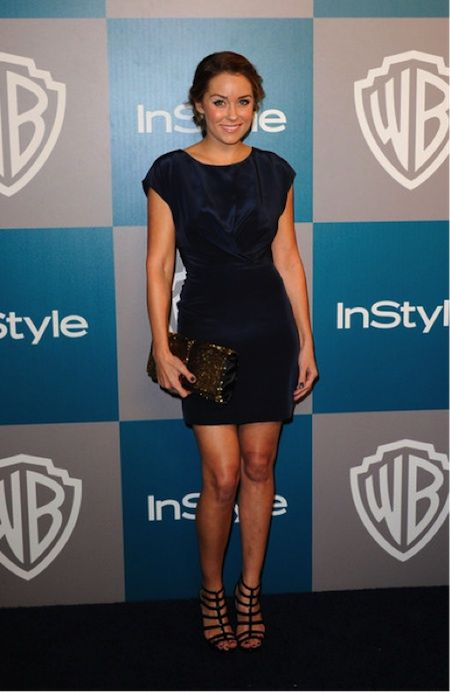 Lauren Conrad at the Golden Globes After Party