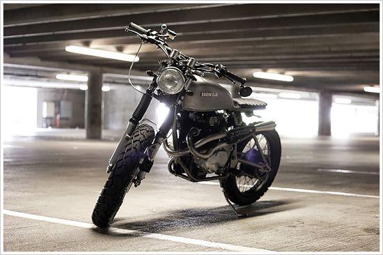 Honda CB360 – 'Doris' - Pipeburn - Purveyors of Classic Motorcycles, Cafe Racers & Custom motorbikes