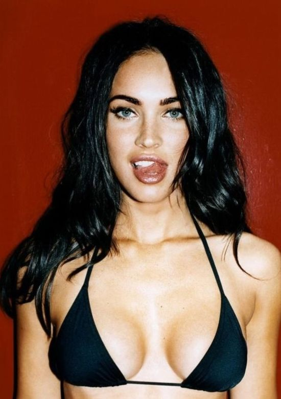 Megan Fox - Bad B*tch