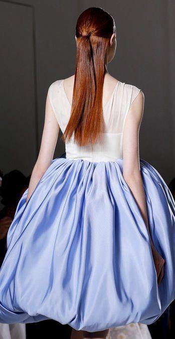 Giambattista Valli, Couture, Fall 2013, DETAILS
