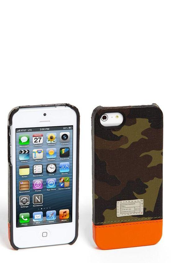 Camo iPhone 5 & 5S Case