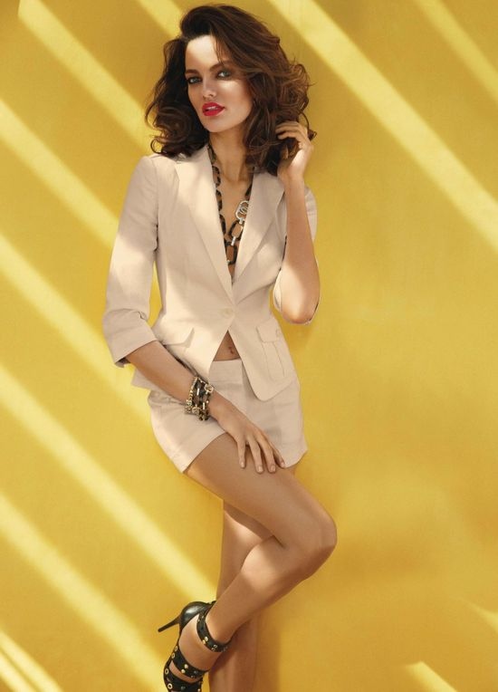 Provocative Woman: Bebe Campaign For Spring, Summer 2013