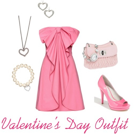 Valentine's Day Outfit