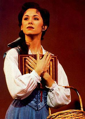"""Beauty and the Beast"" Original Broadway Cast - Susan Egan as Belle"