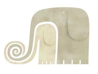 elephants....me and you.