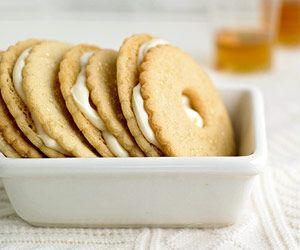Vanilla Dessert Sandwiches