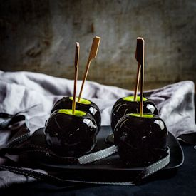Poison Toffee Apples