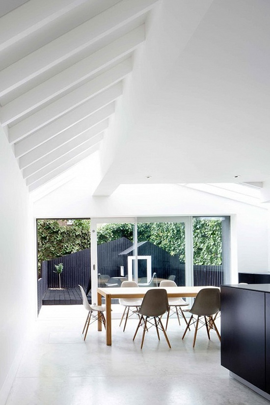 love the ceiling // ducker & gundry architecture