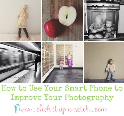 smart phone photography tips