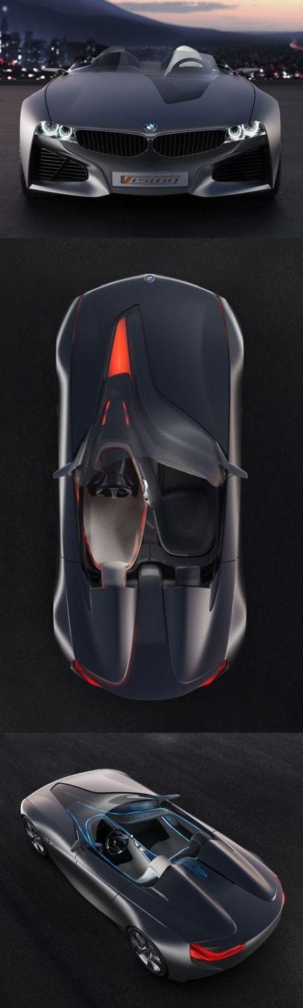 BMW Vision CD Grey concept car