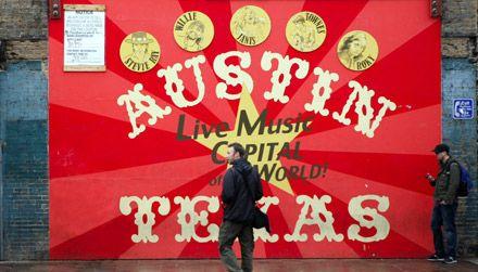 Austin Travel Guide