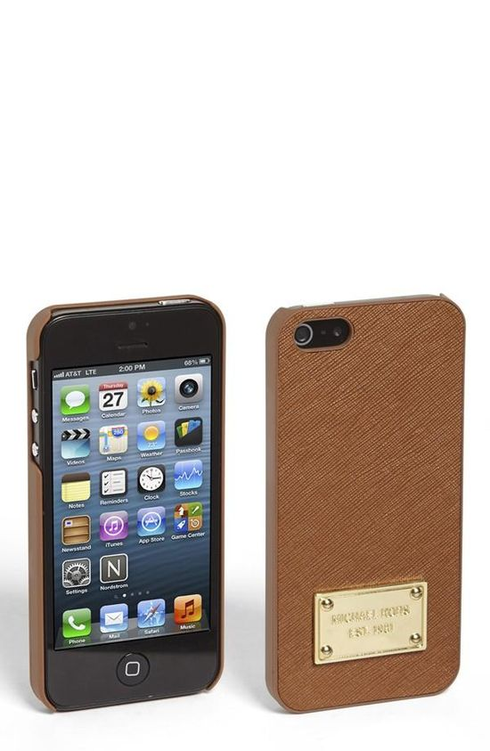 Stocking Stuffer! Saffiano iPhone 5 Case :)